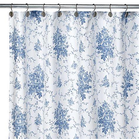laura ashley shower curtains laura ashley emilie fabric shower curtain 100 cotton