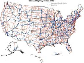 map usa with interstates maps united states map interstates