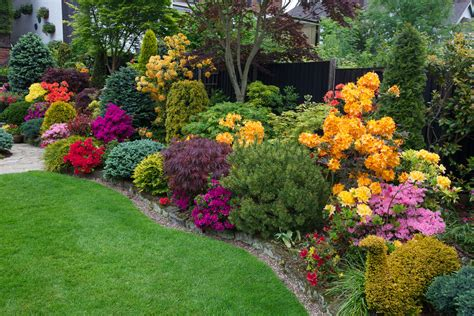 Flower Garden Border Http Lomets Com Garden Flower Borders