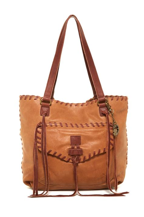 Nordstrom Rack Quality by Lucky Brand Chimayo Leather Tote Nordstrom Rack