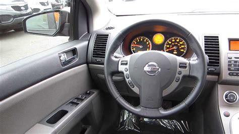 nissan sentra interior 2009 2009 nissan sentra midnight sky stock m1406301