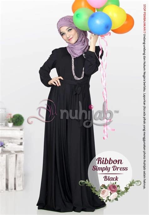 Nuhijab Syari Alnaira Fuschia 1 nuhijab modern baju muslim terbaru gamis syari modern terbaru melayani ecer grosir