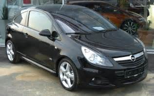 Auto Opel Corsa 2008 Opel Corsa D Pictures Information And Specs Auto