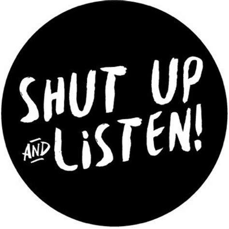 And Up by Shut Up And Listen Shutupwtbu