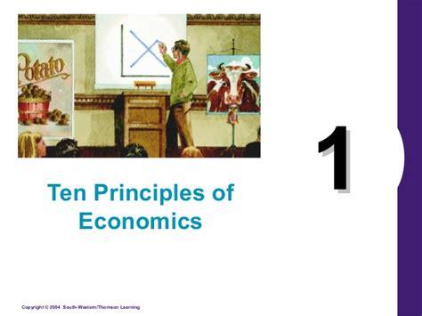 principles of macroeconomics mankiw s principles of economics ten principles of macroeconomics writer mankiw