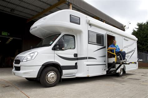 rs motorhomes wheelchair accessible motorhomes