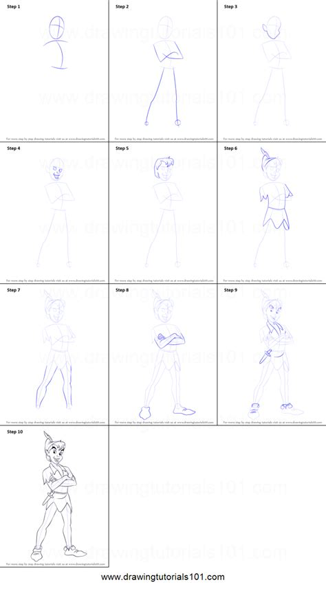 how to draw doodle step by step how to draw pan printable step by step drawing sheet