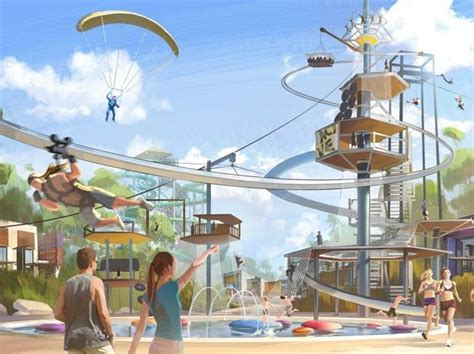 theme park jobs australia revealed investors announce plans for 400m water park