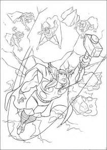 thor coloring pages coloring pages