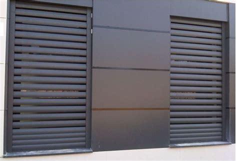tipos de persianas exteriores 191 qu 233 material elegir para las persianas exteriores