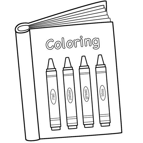 to an coloring book books book coloring pages getcoloringpages