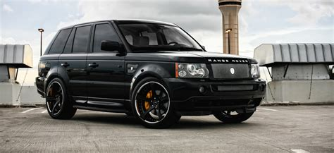 customized land customized range rover sport exclusive motoring miami