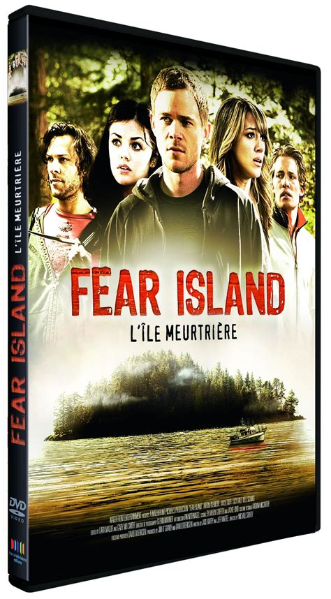 film lucy bande d annonce fear island
