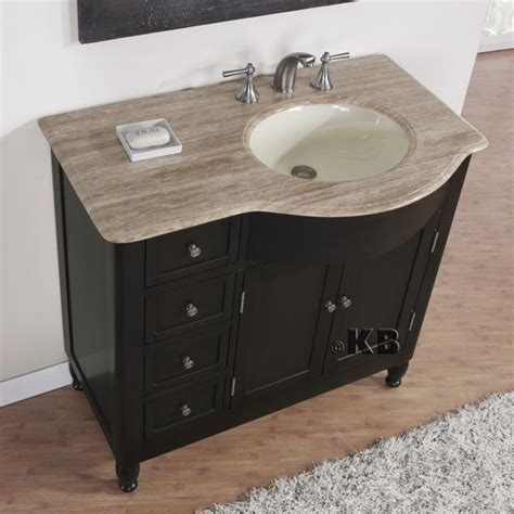 How To Install Bathroom Vanity And Sink by Traditional 38 Single Bathroom Vanities Vanity Sink