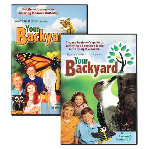 backyard science dvd backyard dvd 28 images backyard dvd the yardigans with