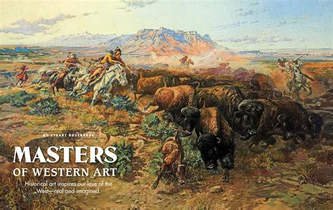 libro landscape and western art masters of western art true west magazine