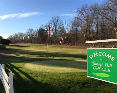 hill golf club sunset hill golf club in brookfield connecticut