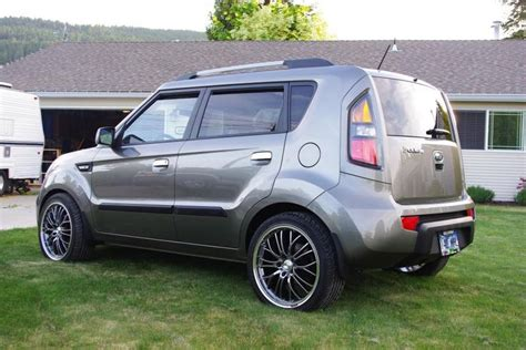 Kia Soul Aftermarket Wheels 2015 Titanium Kia Soul Custom Wheels Search