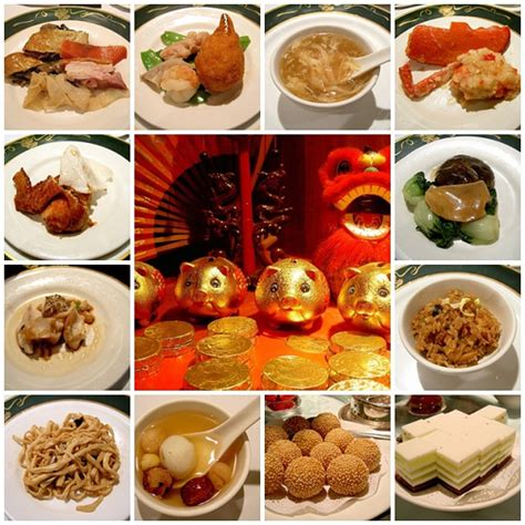 banquette food chinese new year tradition food this is life