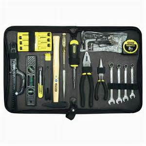 home tool kit stanley 32 tool kit by tesco direct 10 of the best