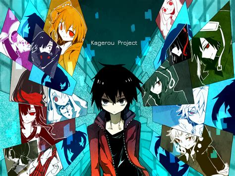 kagerou days kagerou project by peachmomo on deviantart