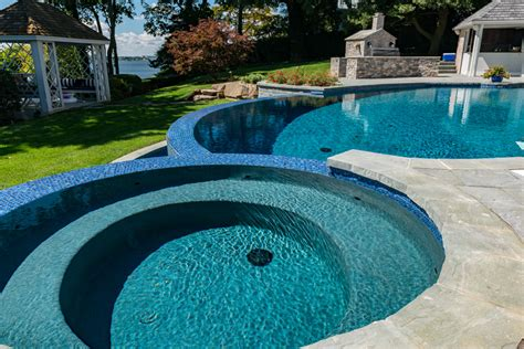 pools by design pools by design vanishing edge pool new jersey