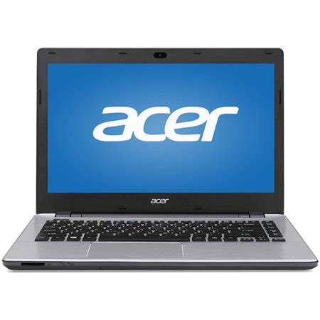 """acer aspire v3 472p 324j 14"""" touch screen laptop / intel"""