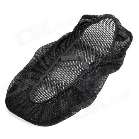 motorbike seat cover material fabric motorcycle saddle seat cover black free