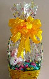 gift wrap basket ideas ready made cellophane gift bags for wrapping gift baskets