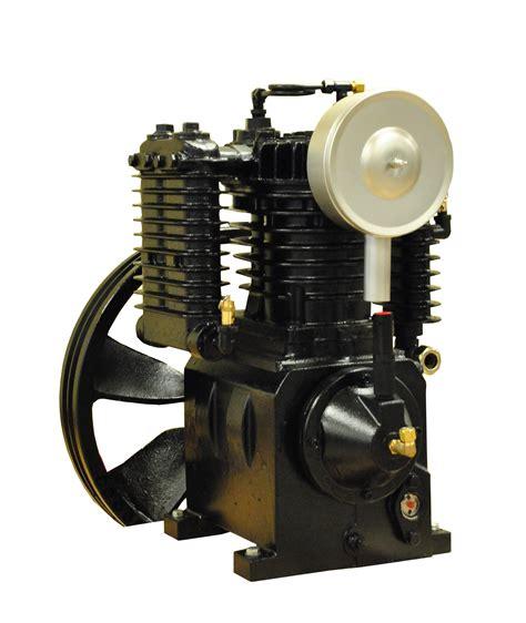 hp  stage  cfm reciprocating air compressor pump