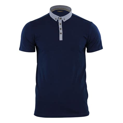 Polo Shirt Munchen 1 mens polo t shirt brave soul cotton collared sleeve casual top ebay