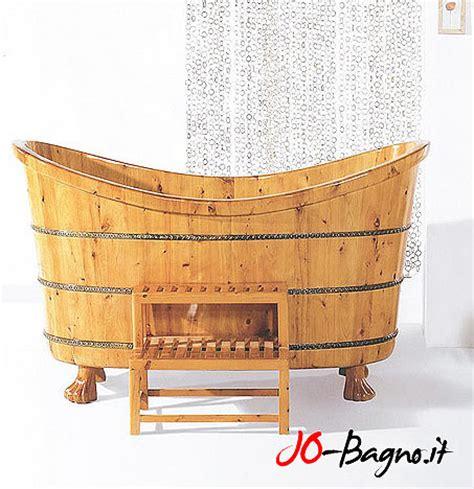 vasche da bagno in legno le formidabili vasche in legno di jo sanitari bagno