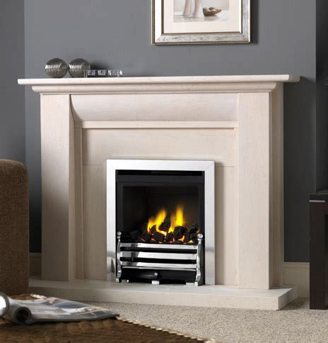 York Fireplace by Stokesay Limestone Fireplace York Fireplaces Fires
