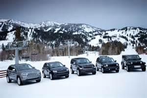 Jeep Line Up 2011 Jeep Lineup Photo 00 165757 Automobile Magazine