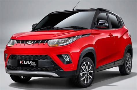 Mahindra KUV100 NXT Facelift Review. Compare Changes in