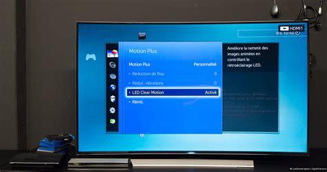 Lu Led Tv Samsung samsung ue65hu8500 test complet t 233 l 233 viseur les