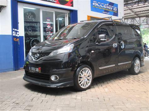 Tv Mobil Nissan Evalia nissan evalia velg mobil nkb ring 17 jual velg mobil jakarta banzai city of rims