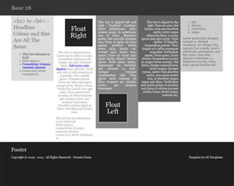 free os templates basic 40 free html5 template html5 templates os templates