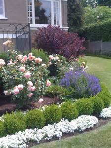 Lavender Garden Ideas Traditional Roses And Lavender Traditional Landscape Vancouver By Glenna Partridge