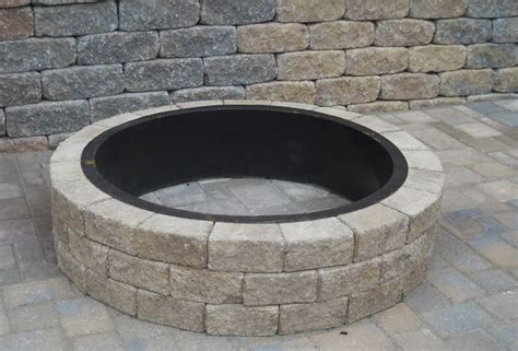 Do It Yourself Firepit Do It Yourself Pit Fireplaces Pits Pinter