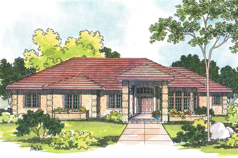 southwest home designs southwest house plans lantana 30 177 associated designs