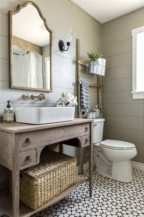 Modern Farmhouse Bathroom Best 25 Modern Farmhouse Bathroom Ideas On Pinterest Modern Farm Style Bathrooms Farmhouse