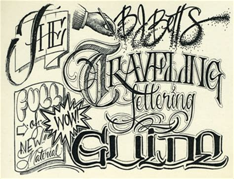 tattoo lettering pdf the bj betts traveling lettering guide tattoo education