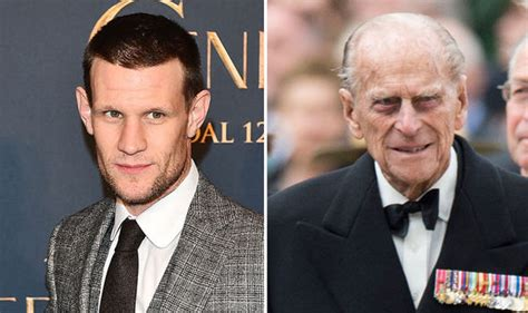 actor king george the crown matt smith to play prince philip in new netflix drama the