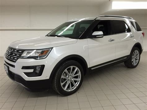 2016 ford explorer limited price 2016 ford explorer limited capitalis 201 49 985 montr 233 al