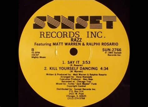 house music record labels early chicago house label sunset records celebrated on new compilation fact magazine