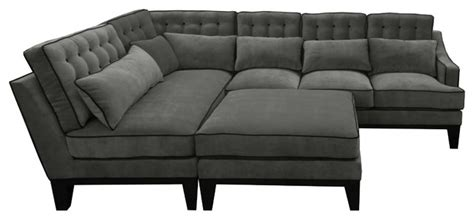 popular sofa styles transitional sectional sofas los