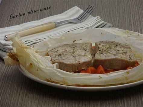 cucinare tranci di tonno fresco tranci di tonno fresco al cartoccio