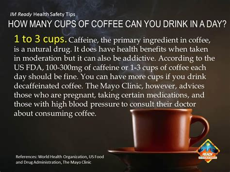 how many c section can you have how many cups of coffee can you drink in a day