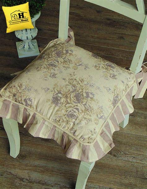 cuscini country per sedie 17 migliori immagini su cuscini per sedia shabby country